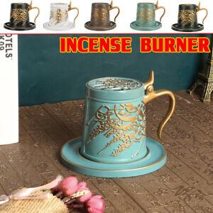 Arabic Style Resin Incense Burner Censer Holder Home Decoration Ornaments Decor
