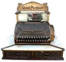 1908 National Cash Register Co. Double Drawer-Double Counter No.35, #618476