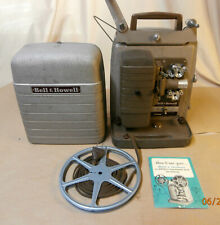 Vintage Bell & Howell 253 AR Projector 5 Amps 500W 115V / As-is