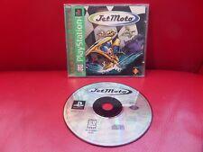 Jet Moto (Sony PlayStation 1, 1997)