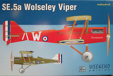 Eduard 1/48 EDK8454 Royal Aircraft Factory SE.5a (Viper) Weekend Edition