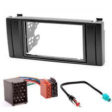 CARAV 11-041-3-67 stereo Install dash Kit for BMW 5 Series E39 X5 E53 double DIN