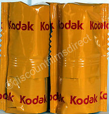 2 x KODAK EKTAR 100 120 Roll CHEAP COLOUR PRINT FILM - by 1st CLASS POST
