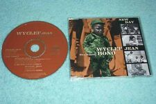 Wyclef Jean featuring BONO of U2 Maxi-CD New Day - 3-track CD - COL 668000 2