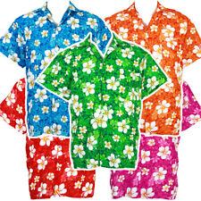 Hawaiian Shirt Aloha Hibiscus Chaba Flower Background HW272 var