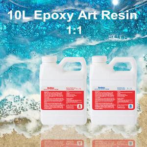 Epoxy Resin clear uv resin UV resin ultra clear Casting 1:1 2:1 3:1 60g-20L