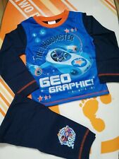 Boys Go Jetters Long Pyjamas Pj's Size 2-3 years Cotton new sleepwear nightwear