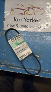 Genuine QH Drive Belt Spare Part Fits Nissan Micra C 1.4 16V 1.6 160 Sr