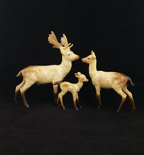 More details for beswick stag, doe & fawn family