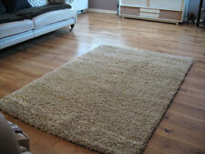 NEW ORIENTAL WEAVERS MINK HARMONY SHAGGY RUG 1.6 x 2.3m THICK PILE OFFERS