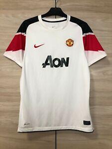 Manchester United 2010-11 Away Football Shirt Soccer Jersey XL Boys 13-15 years