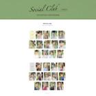 SEVENTEEN - PHOTO BOOK SOCIAL CLUB CARAT PHOTO CARD