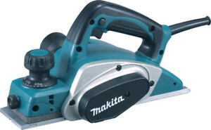 Makita KP0800K 82mm Electric Planer with Carry Case (110V) brand new last one!