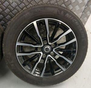 Volvo 16 Inch Markeb Diamond Cut Mat Black Alloy Wheel + Michelin Tyre 2017