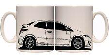 Honda Civic FN2 Type R Championship White Jdm 11oz ceramic mug Gift
