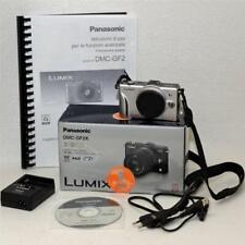 FOTOCAMERA PANASONIC LUMIX DMC-GF2 SILVER