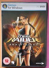 LARA CROFT TOMB RAIDER ANNIVERSARY PC DVD-ROM GAME brand new & sealed UK