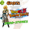 🌟 Android - Dokkan Battle - Gogeta AGL 2000+ Dragon Stones - GLOBAL