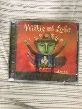 WILLIE & LOBO - Siete - CD - Import - **BRAND NEW/STILL SEALED**
