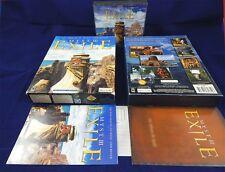 Myst 3 III: Exile-Ubi Soft 2001-prima edizione in scatola originale