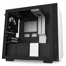 NZXT H210i Mini Tower Gaming Case - White USB 3.0