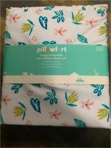 Twin Tropical Terrific Sheet Set - Pillowfort