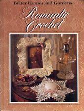 Better Homes and Gardens Romantic Crochet
