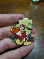 Disney Pin Happy Halloween 2010 Donald Duck Limited Edition 1500