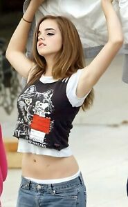 EMMA WATSON - ARMS ABOVE YOUR HEAD !!!