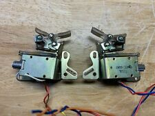 TECHNICS RS-1500/1506 R/L BRAKE LEVER ASSEMBLIES..NICE 4 YOUR REEL TO REEL