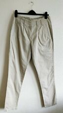 Lee Cooper Ladies Cotton Khaki Chinos Casual Pants Trousers Size 12M New