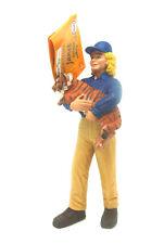V9) Safari Gens Infirmière Janet Tierpfleger peints à la main Figurine animal