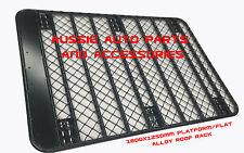 Alloy Platform Roof Rack 1800mm for Suzuki Jimny 2019 Onwards with Brackets