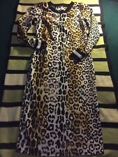 Limited Edition, Womens Dress, Size 6, Animal Print Design. Superb Condition