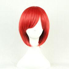 FASHION WOMEN SHORT HAIR WIG HEAT RESISTANT COSPLAY BOB WIGS