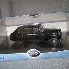 498E Oxford AP001 Black Austin Princess Early 1/43
