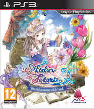 Atelier Totori The Adventure of Arland PS3 Sony PlayStation 3 Brand New Sealed