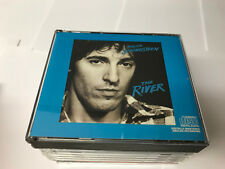 Bruce Springsteen The RIVER CDCBS 88510  RARE JAPAN NO BARCODE 2 CD ALBUM [T10]