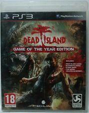 Dead Island. Goty. Ps3. Fisico. Pal Es