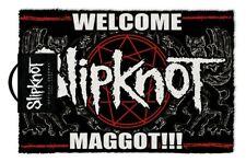 Slipknot (Welcome Maggot)  Doormat GP85411 60cm x 40cm