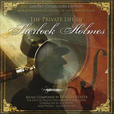 The Private Life Of Sherlock Holmes - Complete - Limited Edition - Miklos Rozsa