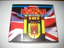 3-CD - VA - British Rock´n´Roll Greats