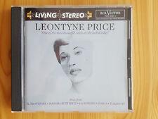 Leontyne Price: Verdi- und Puccini-Arien. 1 CD