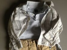 Lot IKKS H&M chemise polo et pantalon 3 ans