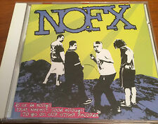 45 or 46 Songs That Weren't Good Enough to Go on Our Other Records - NOFX- 2CD
