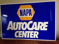 """NAPA Sign 16"""" x 24"""" Advertising, Collectible, Memorabilia"""