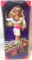 Mattel 1991 Rollerblade Barbie Doll Skates Flicker n Flash 2214 NEW
