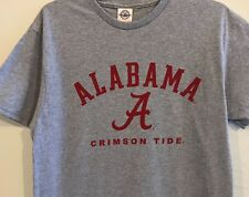 Alabama A Crimson Tide T-SHIRT Bama Roll Tide top