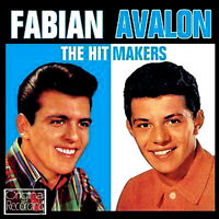 FABIAN AND FRANKIE AVALON HITMAKERS NEW CD VENUS TIGER AND MORE 50's 60's pop