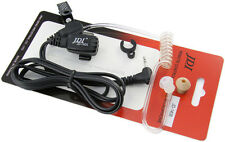 Acoustic Tube Ear-piece Mic For Motorola Talk About Two 2 Way Remote Radio 53724